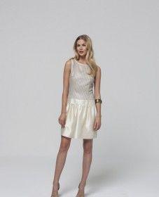 Atelier Tsourani Απογευματινα φορεματα για μια ξεχωριστη εμφανιση Designers, White Dress, Dresses, Fashion, Atelier, Vestidos, Moda, Fashion Styles, The Dress