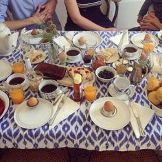 """""""The annual easter brunch"""""""