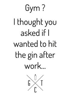 Gin-tonic quote