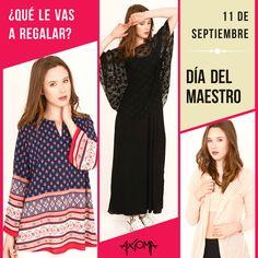 #DíaDelMaestro #Moda #Look #Style #Mujer
