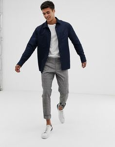 Stylish Mens Outfits, Casual Outfits, Men Casual, Fashion Outfits, Men's Outfits, Fashion Hats, Rugged Style, Moda Formal, Mode Man