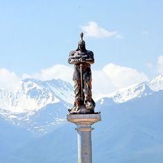 Talas - the Land of Manas #kyrgyzstan