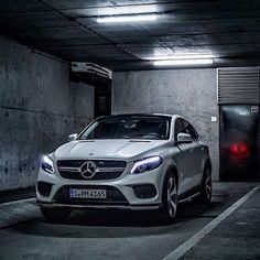 Can't be contained.  #MercedesBenz #GLECoupe