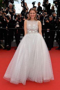 Heike Makatsch - Festival de Cannes 2015
