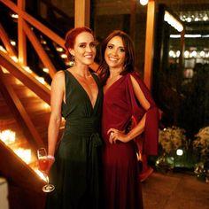 São Paulo-SP - Brazil Pri França e Carolina Mendes vestem @priscillafranca  #PriscillaFrança #wedding #nobrestuckert