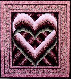 HOW TO PURCHASE RENEATA GREENE'S HONEYMOON HEART QUILT PATTERN ... : free heart quilt patterns - Adamdwight.com