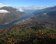 Nelson, BC. *2010, 2011, 2012