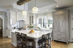 Kitchens - Home Remodel - Residential Interior Design. Stonewood Design.