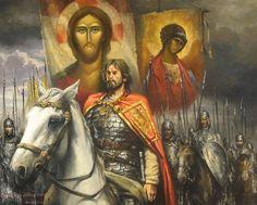 Князь А.Невский Меньшенин Владимир