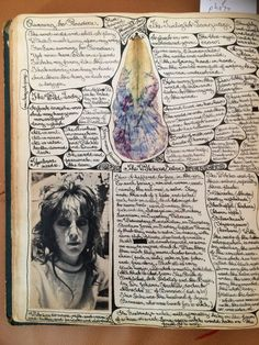 Vali Myers Witch of Positano: Photo Notebook Art, Wreck This Journal, Visual Diary, Art Journal Pages, Art Journals, Mail Art, Art Studios, Illustration Art, Sketches