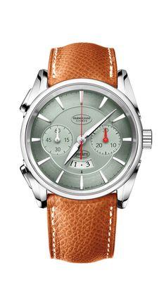 BUGATTI AEROLITHE TITANE WHITE GOLD CREME DE MENTHE | Parmigiani Fleurier Watches