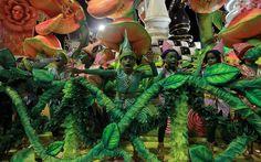Carnival, San Paulo, Brazil
