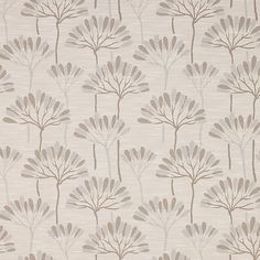 Buy John Lewis Zinnia Fabric, Duck Egg Online at johnlewis.com. Love this for a bedroom.