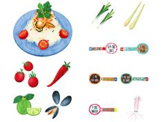 They Draw and Cook Recipes Illustrations Vol.1 on Behance