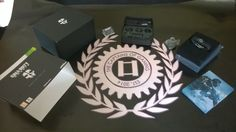 Call of duty ghosts unboxing.