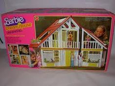 The Original Barbie Dream House!!!