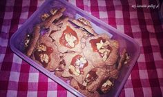 Kruche ciasteczka z karmelem