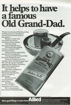 Pipe tobacco ad