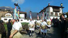 Carnaval  de Ituren y Zubieta en Navarra