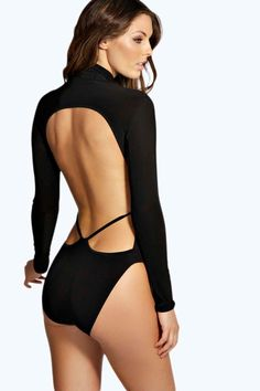 Louise Open Back Strappy Bodysuit from boohoo.- Louise Open Back Strappy Bodysuit from boohoo. Shop more produc… Louise Open Back Strappy Bodysuit from boohoo. Shop more products from boohoo on Wanelo. Mode Du Bikini, Mode Shoes, Hot Lingerie, Luxury Lingerie, Lingerie Dress, Evening Tops, Outfit Trends, Womens Bodysuit, Party Tops