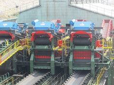 Tonne, Bunting, Russia, Magnets, Plant, Train, Big, Projects