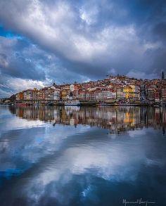 Porto | Portugal Photo: @mvarzim #super_porto_ 💙 #portugal #lisboa #lisbon #porto #oporto #acores #azores #madeira #algarve #topportugalphoto #visitportugal #funchal #beautifuldestinations #awesomeearth #TheBestDestinations #BestVacations #aplacetoremember #worldtourists #awesomedreamplaces #luxwt #unesco #wonderful_places #places_wow #ribeira #streetview #forbestravelguide #SHzzz_hub #riodouro