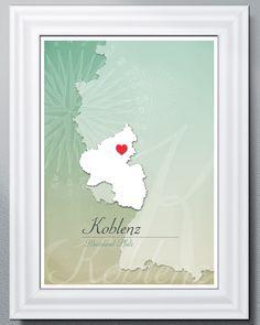 http://de.dawanda.com/product/62146879-meine-Stadt---KOBLENZ---A4-Print