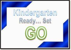On Your Mark, Get Set, �GO� ing to Kindergarten!