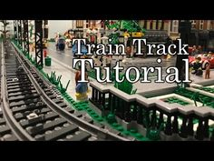 Ultimate Compact LEGO Train Layout - YouTube