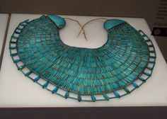 Funerary Broad-Collar of Wah  Middle Kingdom, Dynasty 12, Reign of Amenemhat I, ca. 1981�1975 B.C.E.