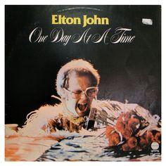 #EltonJohn - #OneDayAtaTime, - #vinil #vinilrecords #music #rock