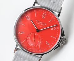 Nomos Ahoi Neomatik Watches In 4 Colorways Hands-On