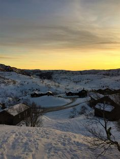 Ådneram Januar 2017 Travel Abroad, Norway, My Photos, Celestial, Mountains, Sunset, Winter, Nature, Pictures