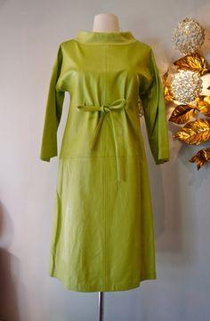 Vintage Bonnie Cashin Dress // 60s NOS Bonnie by xtabayvintage, $248.00