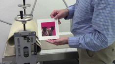 Reduction Linoleum Prints- video