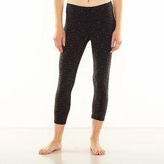 Studio Hatha Capri Legging | Yoga Bottom | lucy activewear