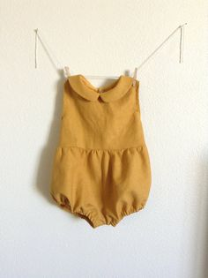 Unisex Kinder Playsuit PDF-Muster von NorthPatterns auf Etsy