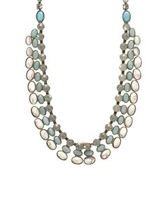 Sugary Sweet Necklace in Aegean Sea by Sorrelli    #sorrelli