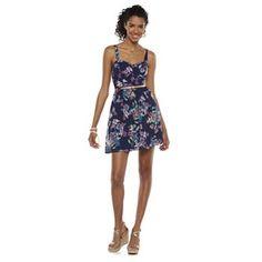 145917583d7 Candie s® Smocked Sleeveless Dress - Juniors Kohls Dresses