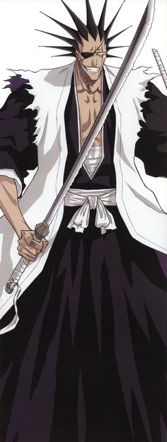 Bleach: Kenpachi Zaraki Bleach