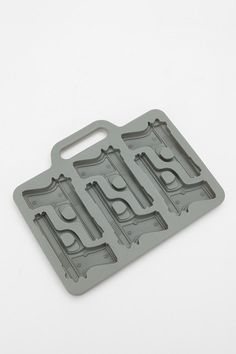 Ice Cube Tray! For my cop hubby :)