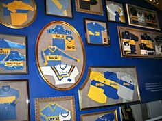 "Museo ""Club Atlético Boca Juniors.Argentina"