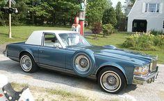 1978 Cadillac Seville Grandeur Opera Coupe
