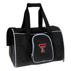 NCAA Texas Tech Red Raiders 16 Pet Carrier