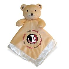 Baby Fanatic Ncaa Florida State Seminoles Snuggle Bear