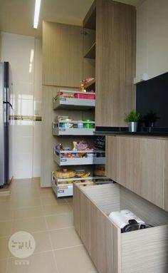 4 room kitchen