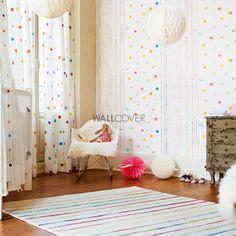 Paper Wallcovering | livingwalls Wallpaper | ESPRIT Kids 3 941341 | wallcover.com