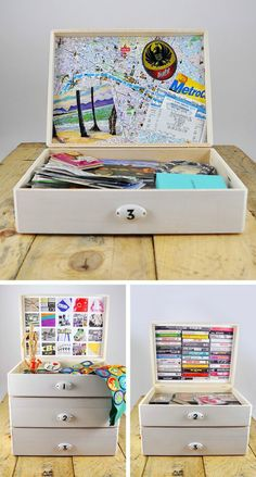 Not only are memory boxes are a great way to preserve your most cherished memories, but a great way to display them. From shadow box frames to upcycled books here are The 11 Best DIY Memory Box Ideas.
