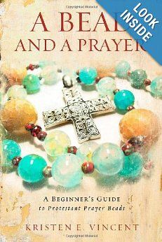Can Protestants pray with beads? Praying with Anglican Prayer Beads brings more focus to your prayers. Learn how to pray with Christian prayer beads. Indie, Christian Prayers, Beaded Brooch, Prayer Beads, Rosary Beads, Self Publishing, Etsy, Spirituality, Beading