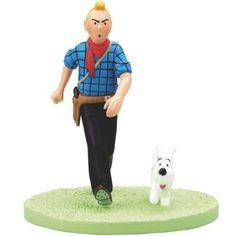 Tintin - Cowboy Box Scene